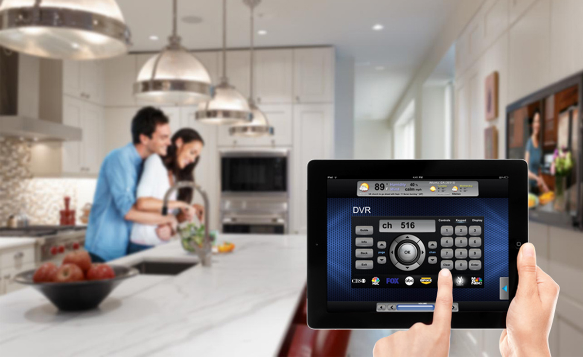 Smart Home Automation And Commercial Automation Company