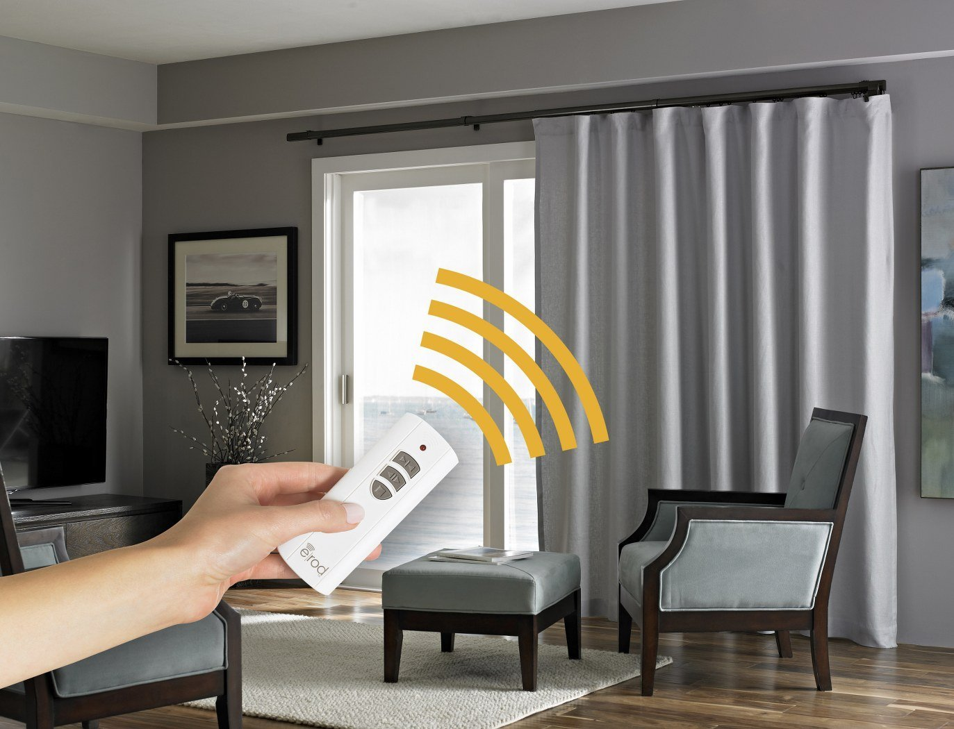 motorization from blind coverings with motorized draperies kirbe lutron sheers mice window drapes hi curtains sheer