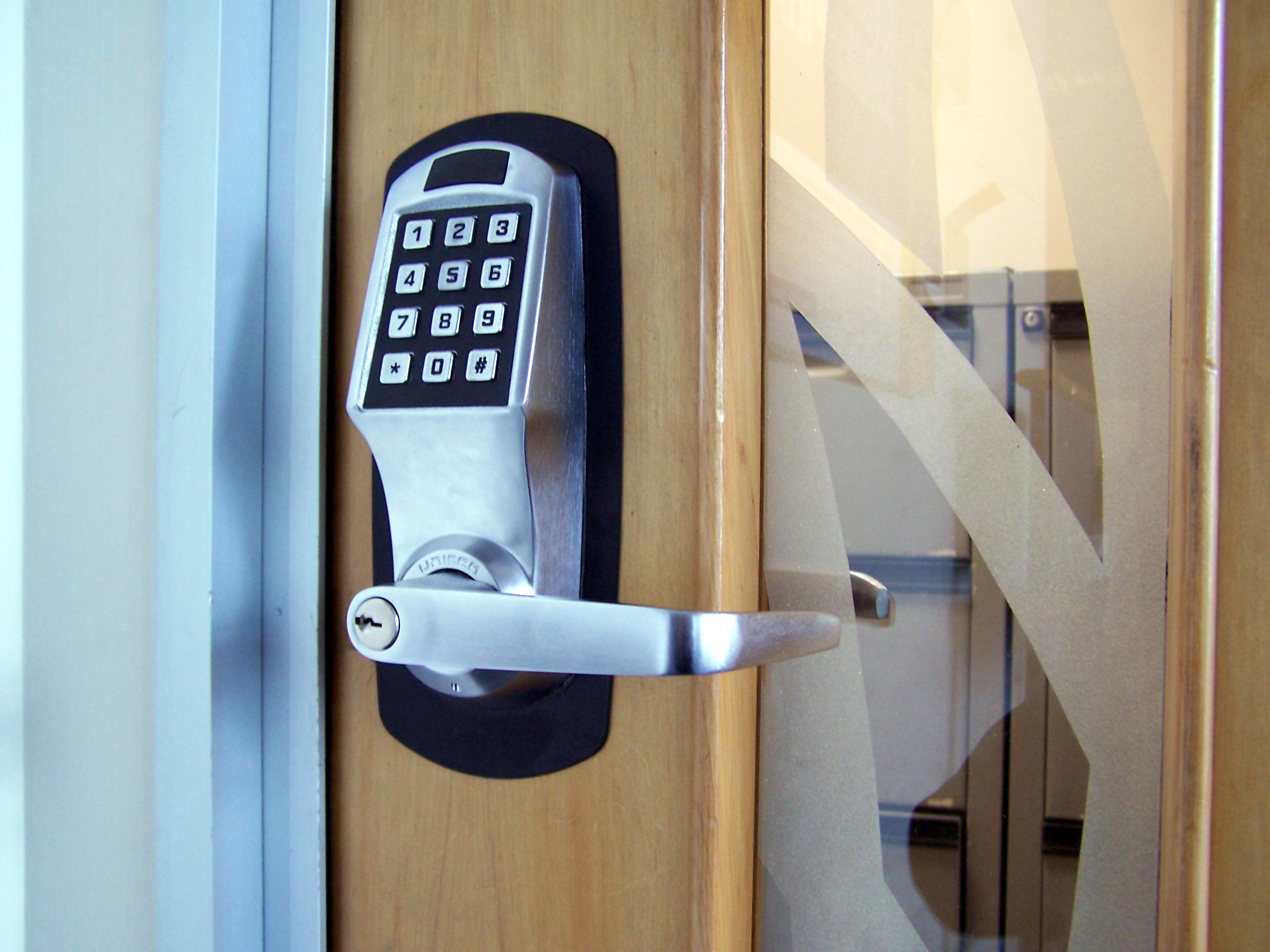 View Larger Image & How to Automated Door Locks and Provide Access Remotely? | Smart ...