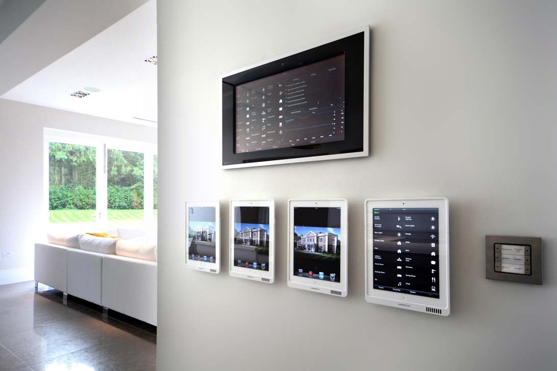 Why Contacting A Home Automation Installation Company Prior To A - Interior design home automation