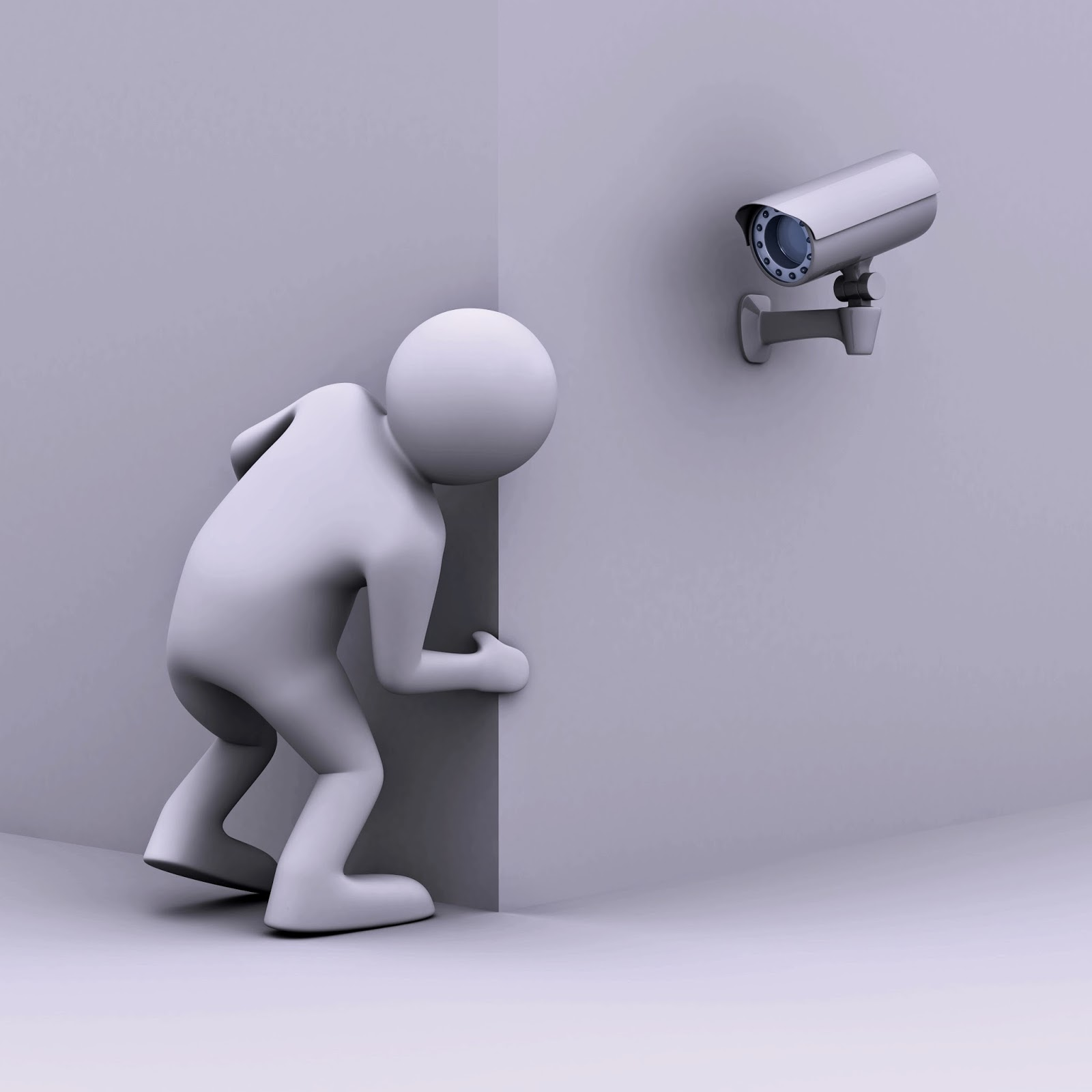 CCTV in the office 48