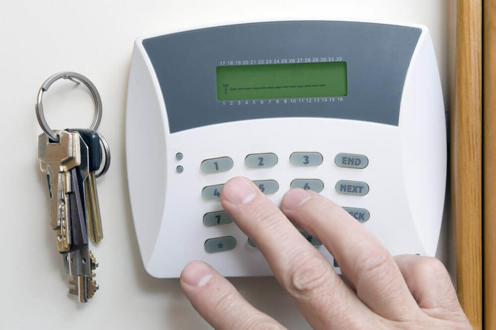 Home Business Security Systems U2013 Top Reasons To Install A Home Office  Security System