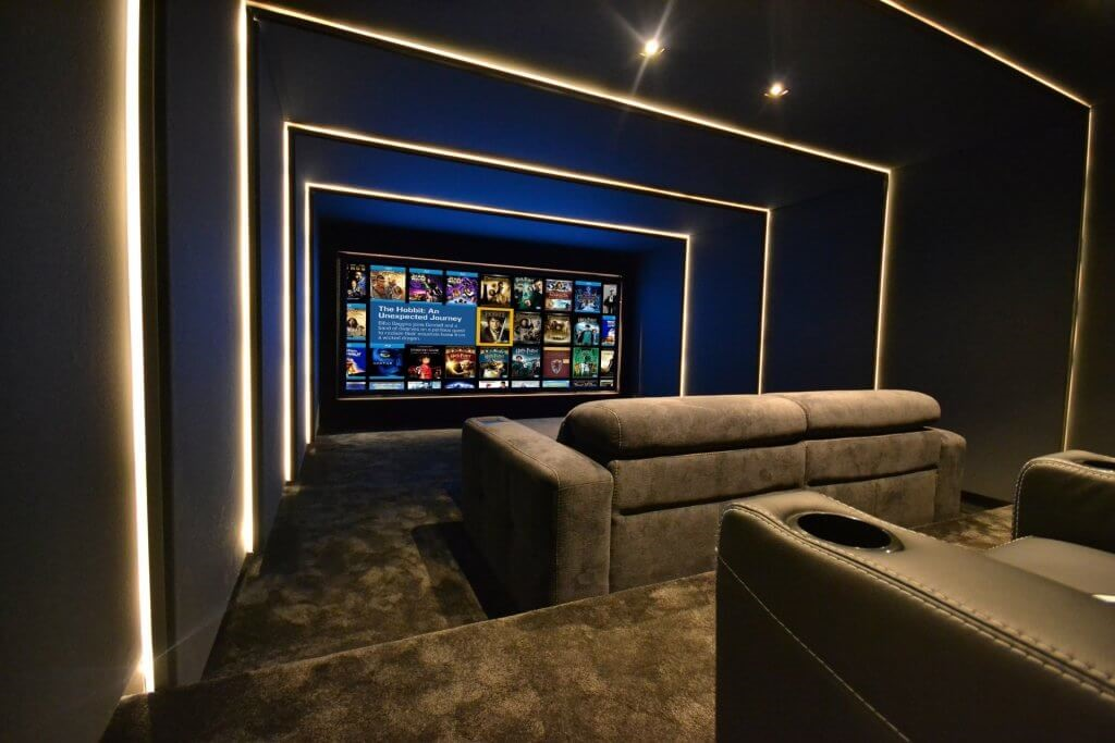 5 Tips For The Dream Home Cinema Room Smart Home