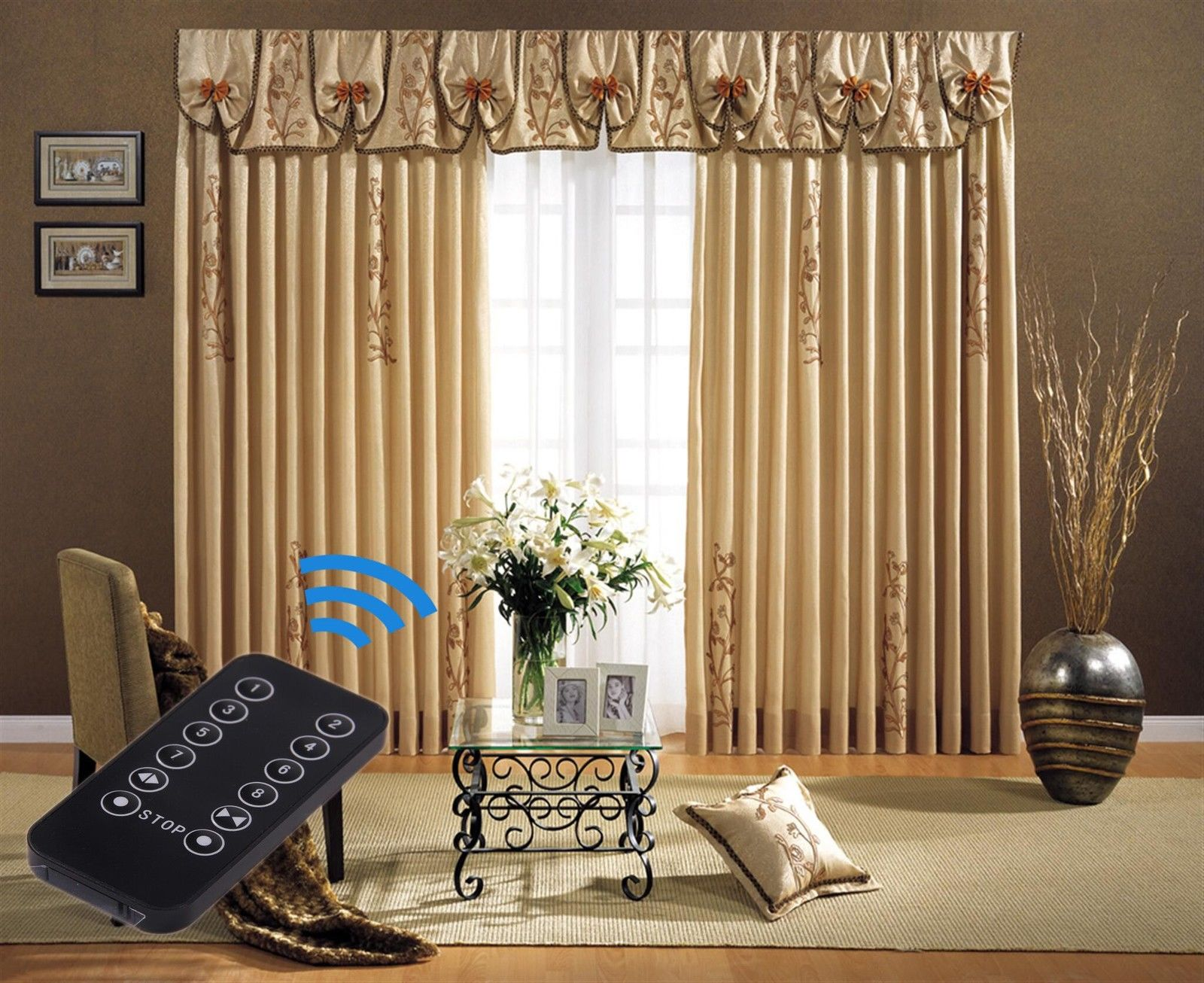 provenance drapes draperies site house in fort open for fl custom interiors motorized window shades wooden brown lauderdale min